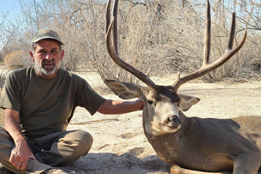 2020 3x3 mule deer mexico
