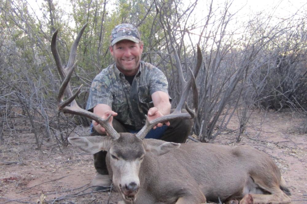2014 mule deer hunting mexico