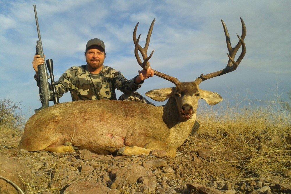 john mogle mule deer hunt sonoran