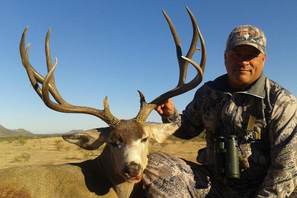 tom mule deer hunt sonoran