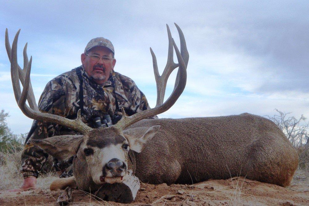 Greg webber mule deer 2012