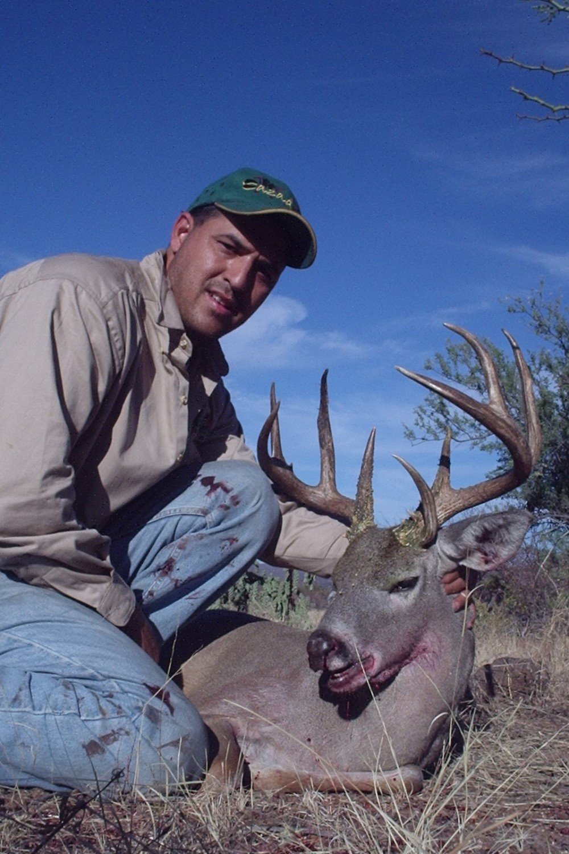 Marco coues deer hunting