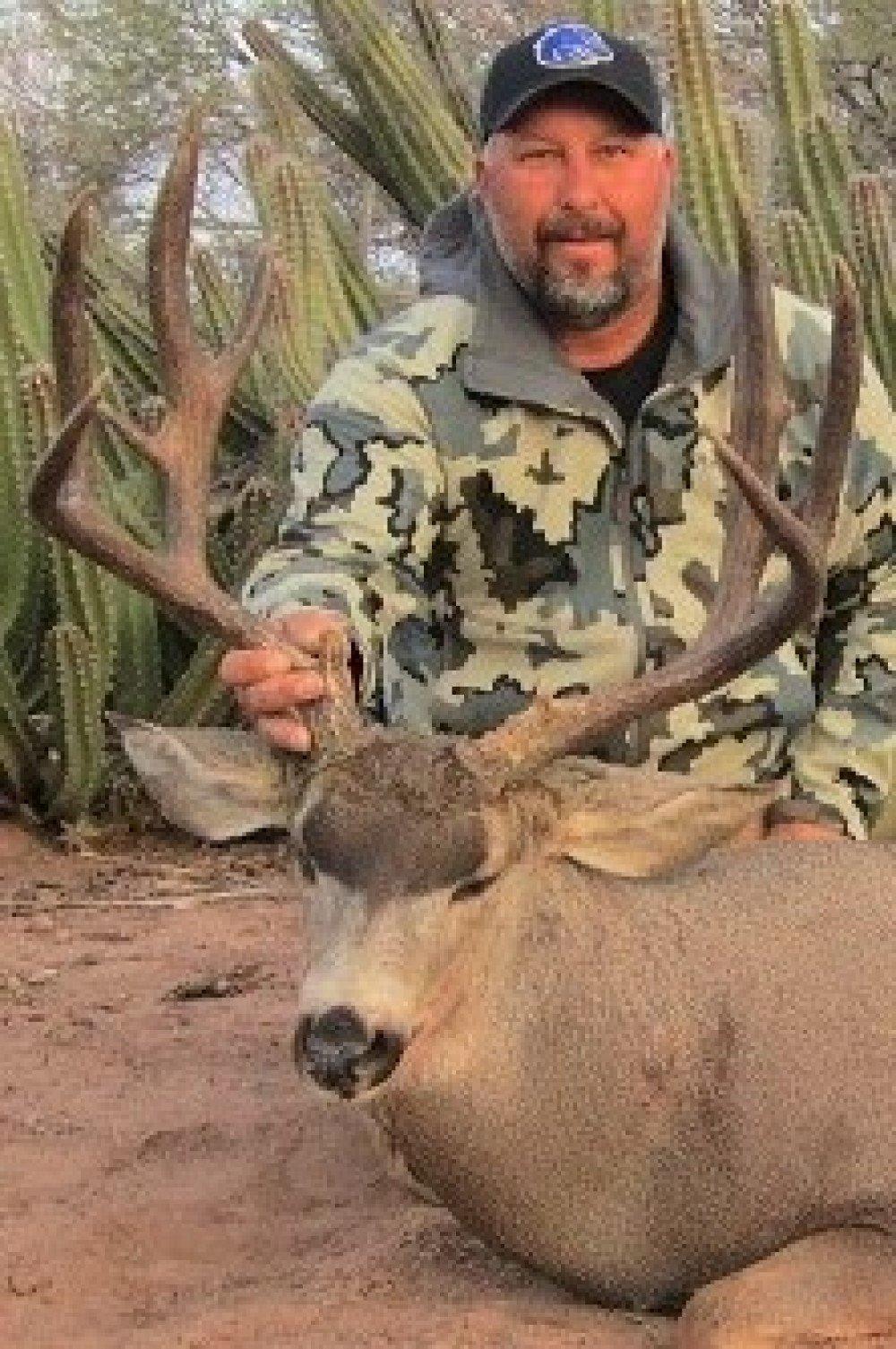 Montey mule deer mexico hunt