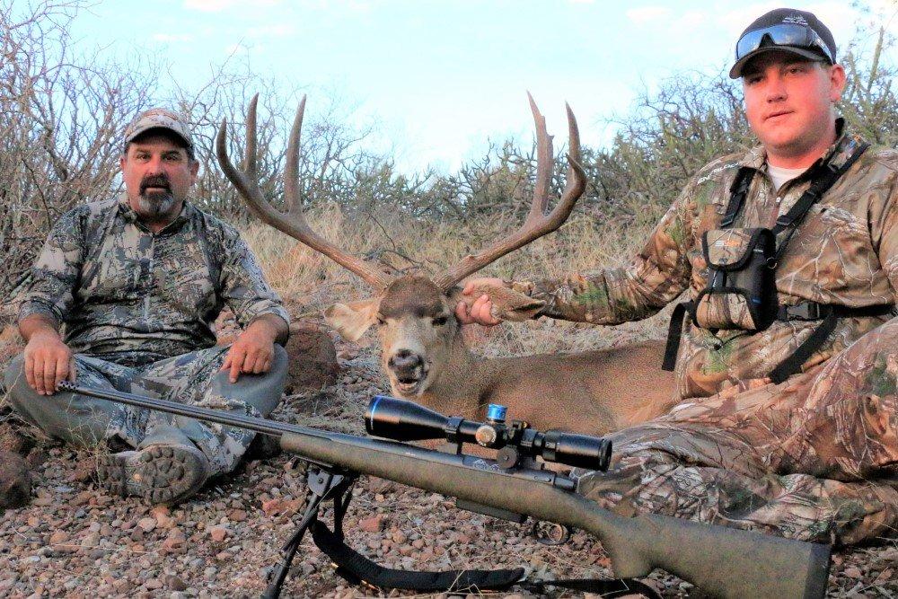 jared 3x3 mule deer