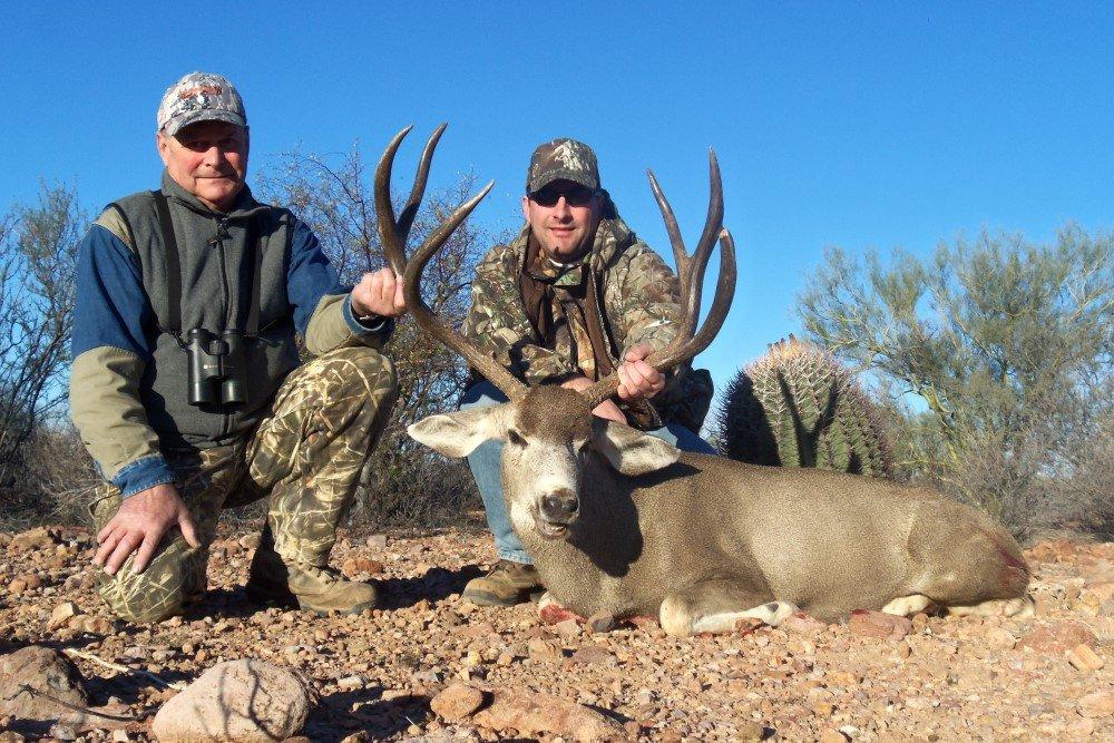 jarred 3x3 mule deer hunt