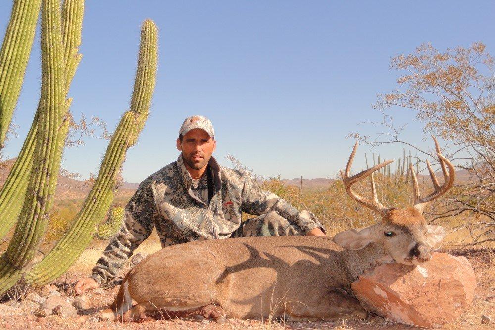 coues deer rifle hunt