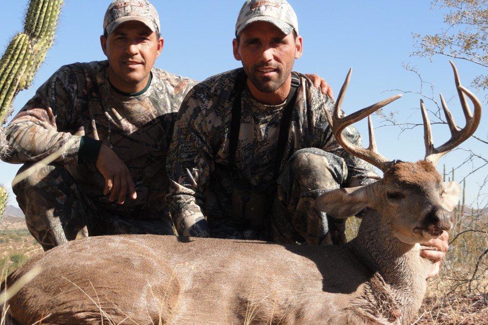 coues deer hunt sonoran