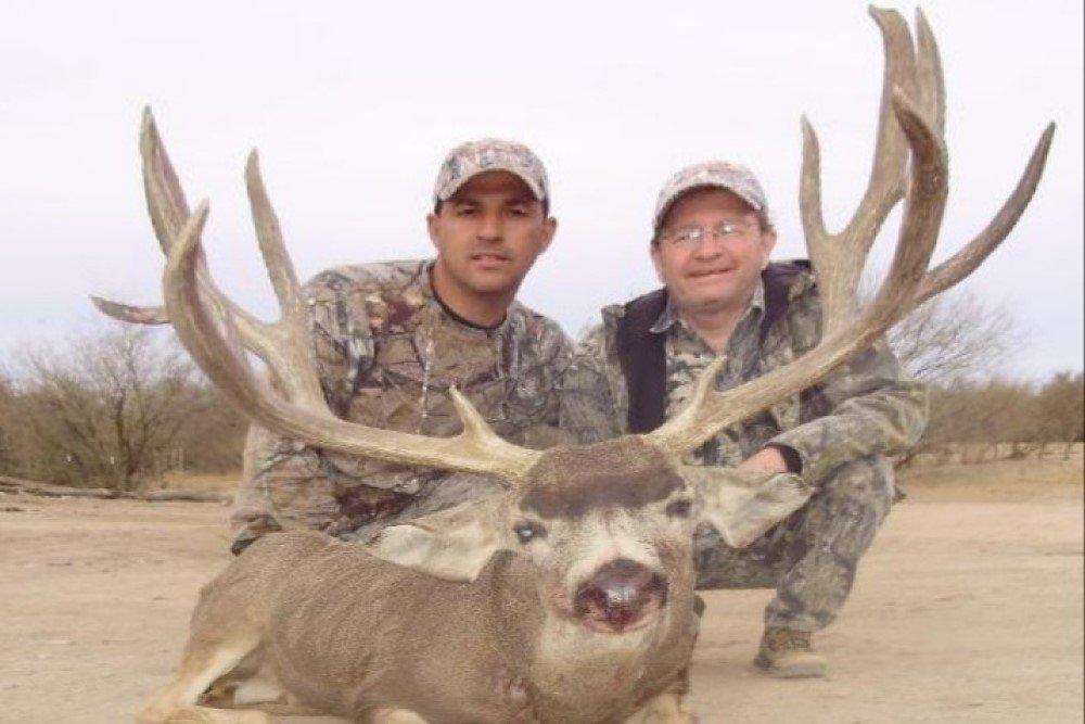meixco mule deer hunt