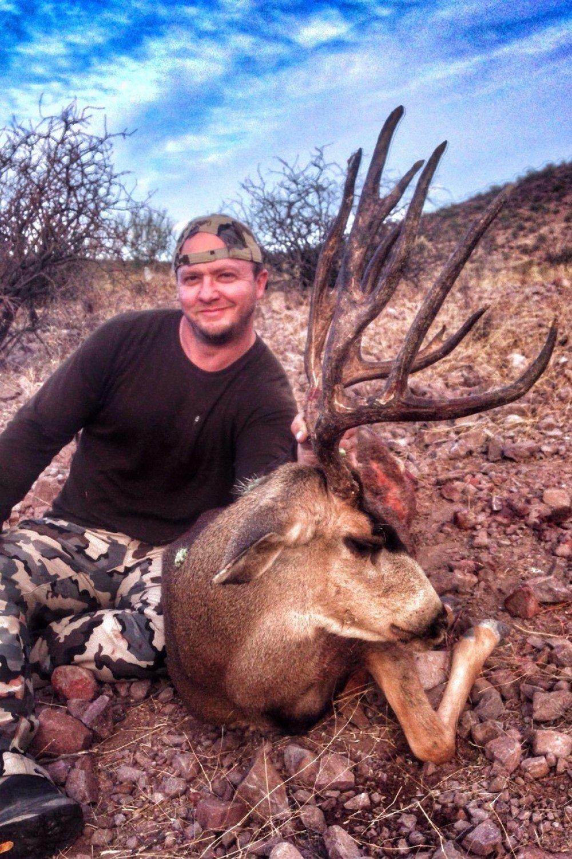 mule deer hunt 2022
