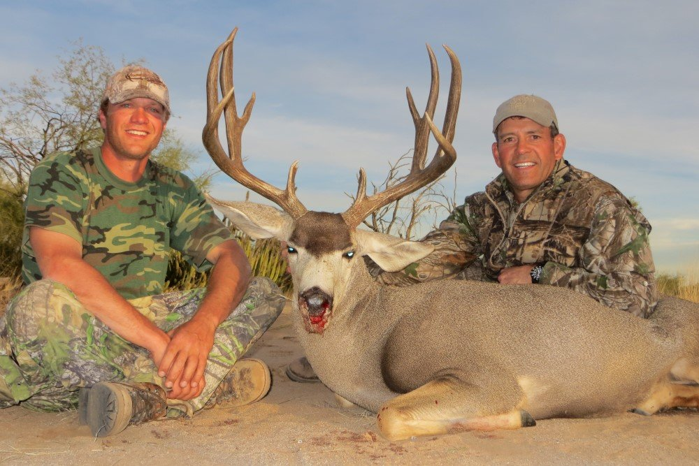 mule deer hunter