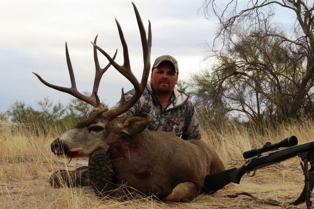 mule deer mexico hunt