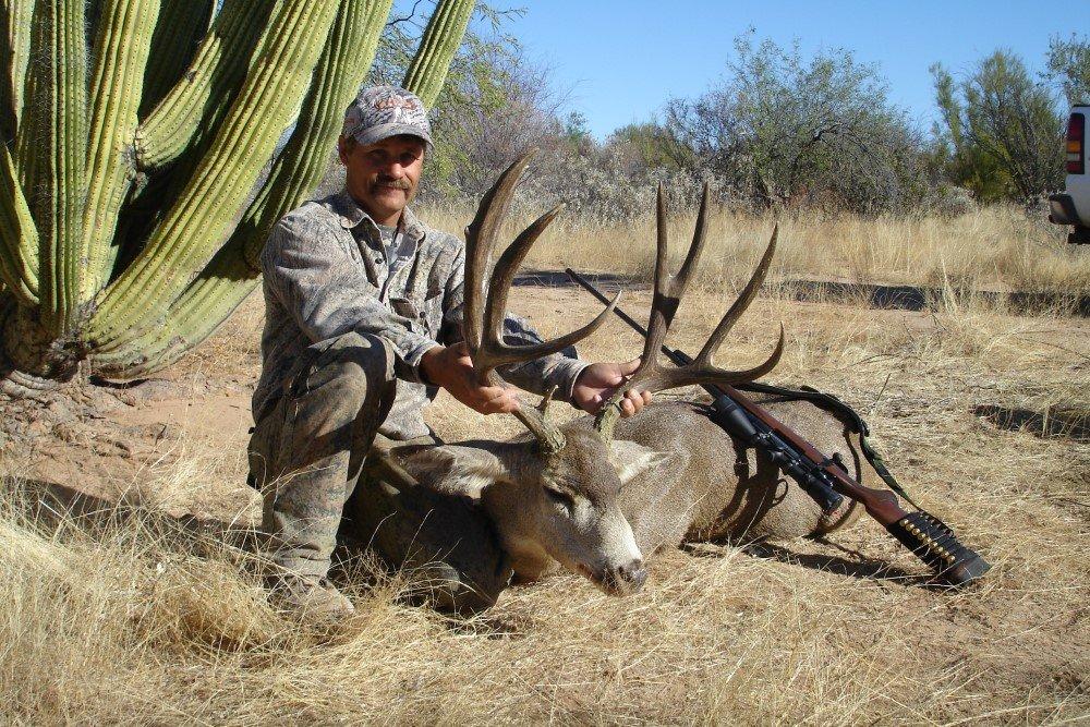 corey mexico mule dere hunt