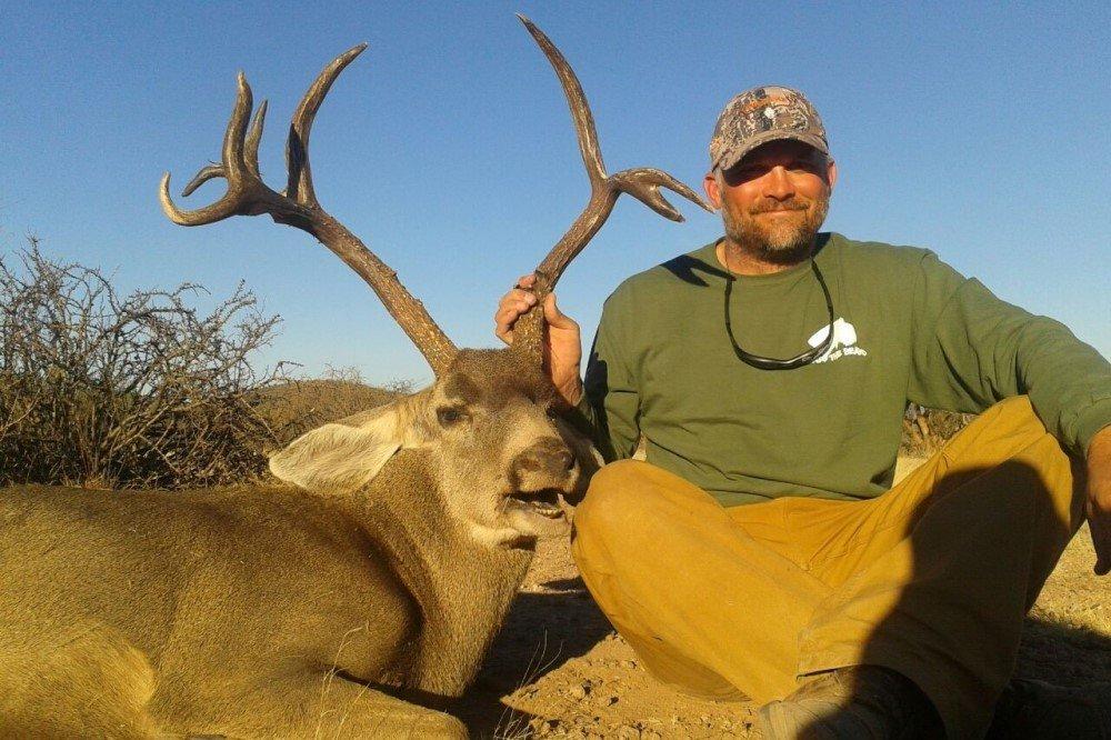 prize deer hunt sonoran